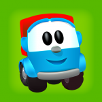 Leo the Truck and cars: Educational toys for kids (MOD, Unlimited Money) 1.0.56