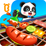 Little Panda's Food Cooking (MOD, Unlimited Money) 8.43.00.10