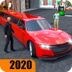 Luxury Limo Simulator 2020 : City Drive 3D (MOD, Unlimited Money) 1.2