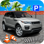 Luxury Prado Jeep Spooky Stunt Parking Range Rover   (MOD, Unlimited Money) 0.20