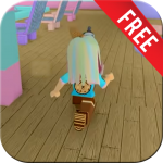 Mad Cookie Swirl Girl Adventure obby (MOD, Unlimited Money) 1.4.2