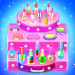 Makeup kit cakes : cosmetic box makeup cake games (MOD, Unlimited Money) 1.0.6