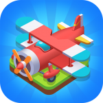 Merge Plane – Click & Idle Tycoon (MOD, Unlimited Money) 1.19.1