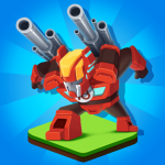 Merge Robots – Click & Idle Tycoon Games (MOD, Unlimited Money) 1.4.5