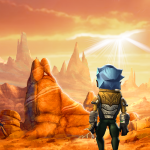 Mines of Mars Scifi Mining RPG (MOD, Unlimited Money) 4.2020