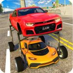Modern Car Driving Simulator SUV Car Parking Games (MOD, Unlimited Money) 1.9