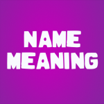 My Name Meaning  8.1.0