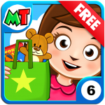 My Town : Stores. Fashion Dress up Girls Game (MOD, Unlimited Money) 1.00