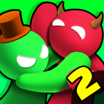 Noodleman.io 2 – Fun Fight Party Games (MOD, Unlimited Money)  25
