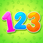 Numbers for kids! Counting 123 games! (MOD, Unlimited Money) 0.7.22