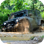 Offroad Jeep Hill Climbing: 4×4 Off Road Racing (MOD, Unlimited Money) 1.0