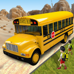Offroad School Bus Driving: Flying Bus Games 2020 (MOD, Unlimited Money) 1.38