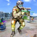 Paintball Arena Shooting: Shooter Survivor Battle (MOD, Unlimited Money) 1.1.8