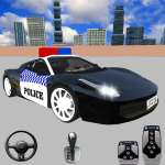 Police Extreme Car Hard Parking:New Car Game 2020 (MOD, Unlimited Money) 1.00.0000