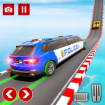 Police Limo Car Stunts GT Racing: Ramp Car Stunt (MOD, Unlimited Money) 1.0.7