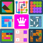 Puzzledom – classic puzzles all in one (MOD, Unlimited Money) 7.9.96