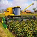 Real Farming Tractor Game – Farm Games (MOD, Unlimited Money) 8.7