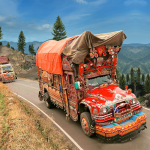 Real Indian Cargo Truck Simulator 2020: Offroad 3D (MOD, Unlimited Money) 1.0