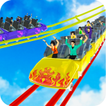 Reckless Roller Coaster Sim: Rollercoaster Games (MOD, Unlimited Money) 1.2.0
