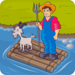 River Crossing IQ Logic Puzzles & Fun Brain Games (MOD, Unlimited Money) 1.2.1