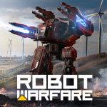 Robot Warfare: Mech Battle 3D PvP FPS (MOD, Unlimited Money) 0.2.2310.1