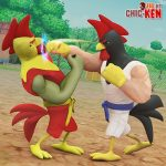 Rooster Fighting : Kung Fu Chicken Battle (MOD, Unlimited Money) 1.1.0