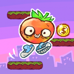 Rotten Escape: Endless Jump Action (MOD, Unlimited Money) 1.0.5