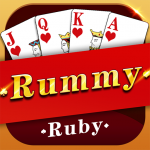 Ruby Rummy-Indian Online Free Card Game (MOD, Unlimited Money) 1.0.2
