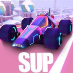 SUP Multiplayer Racing   (MOD, Unlimited Money) 2.2.8