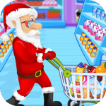 Santa Supermarket Shopping (MOD, Unlimited Money) 1.7