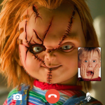 Scary Doll Fake Video Call simulator (MOD, Unlimited Money) 12.0