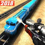 Sniper 3D : Train Shooting Game (MOD, Unlimited Money) 100.3