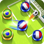 Soccer Caps 2019 ⚽️ Table Football Game (MOD, Unlimited Money) 2.5.5