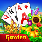 Solitaire Garden – TriPeaks Story (MOD, Unlimited Money) 1.5.0