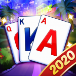 Solitaire Tripeaks Diary Solitaire Card Classic   (MOD, Unlimited Money) 1.18.1