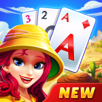 Solitaire TriPeaks Journey – Free Card Game (MOD, Unlimited Money) 1.3072.0