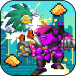 Soni Frontier Knight: Evil Dr. Robot (MOD, Unlimited Money) 1.0.4