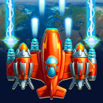 Space Justice: Galaxy Shooter. Alien War (MOD, Unlimited Money) 12.0.6889