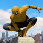 Spider Rope Hero – Gangster New York City (MOD, Unlimited Money) 1.0.11