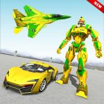 Stealth Robot Transforming Games – Robot Car games (MOD, Unlimited Money) 1.0.9