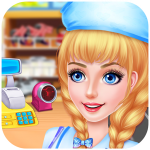 Supermarket Kids Manager Game – Fun Shopping Games (MOD, Unlimited Money) 2.3