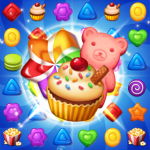 Sweet Candy POP : Match 3 Puzzle (MOD, Unlimited Money) 1.3.4
