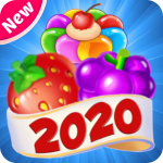 Sweet Fruit Candy: New Games 2020 (MOD, Unlimited Money) 2.3.2.1