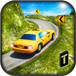 Taxi Driver 3D : Hill Station (MOD, Unlimited Money) 3 .RC