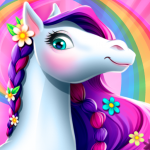Tooth Fairy Horse – Caring Pony Beauty Adventure (MOD, Unlimited Money) 2.3.13