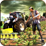 Tractor Farming Simulator – Tractor Game (MOD, Unlimited Money) 1.20