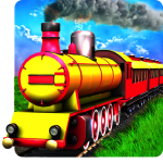 Train Simulator : Best Free Train Games (MOD, Unlimited Money) 1.5