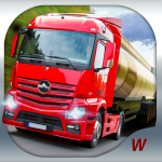 Truck Simulator : Europe 2 (MOD, Unlimited Money) 0.36