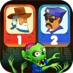 Two guys & Zombies (two-player game) (MOD, Unlimited Money) 1.3.0