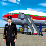 US Airplane ✈️ Simulator 2019 (MOD, Unlimited Money) 1.0